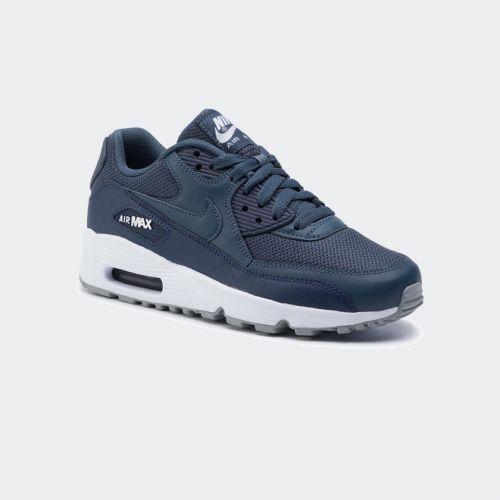 NIKE AIR MAX 90 MESH  (GS) BLUE