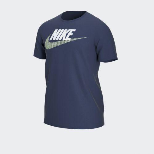 Nike Sportswear Brand Mark Blue
